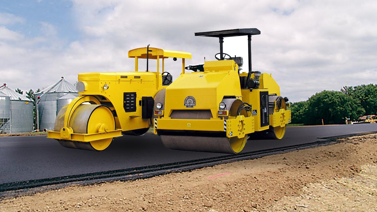 Atlas Copco S Sale Of Road Construction Equipment Leads To