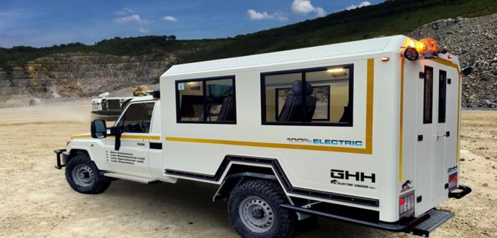 New conversion kits for Tembo 4×4